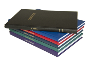 thesis binding services southampton